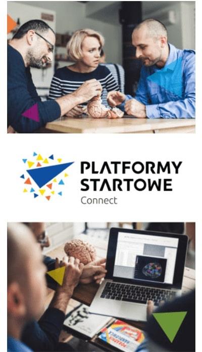 Connect platformy startowe
