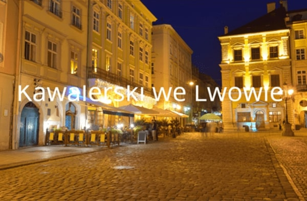 Strona internetowa East-Travel-kawalerski
