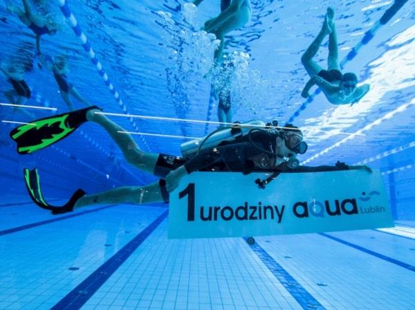 Urodziny Aqua Lublin