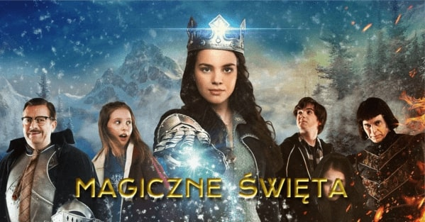 promocja filmu magiczne święta